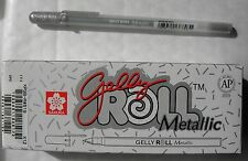Sakura Gelly Roll Metallic Pen- Silver - XPGB-M#553