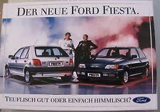 AK Aufkleber Der neue Ford Fiesta-Teuflisch gut oder einfach himmlisch?