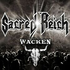 Live At Wacken Open Air - 2 DISC SET - Sacred Reich (2012, CD NUOVO)