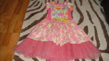 BOUTIQUE BABY LULU PRINCESS BUTTERFLY GORGEOUS DRESS TULLE 5/6
