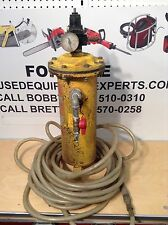 Bullard 41P2 Airline Filter 2 Outlets Air Regulator Painting Compressor Paint