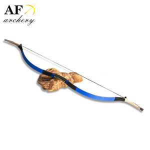 AF Youth bow  10-40lbs Handmade Traditional Fiberglass bow Recurve bow  Archery