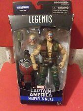 "Marvel Legends Captain America 6"" Nuke (Giant Man BAF) - NEW/SEALED HASBRO"