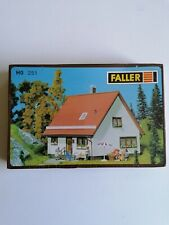 FALLER H0 251 Einfamilienhaus OVP