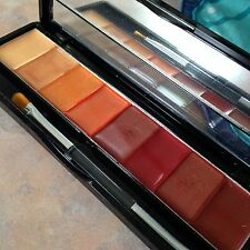 AVON Eight in One Lip Color Palette NATURAL RIBBONS New in Box