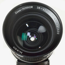Nikon 28 45mm 4.5 Zoom Nikkor Nikon AI mount used in excellent condition