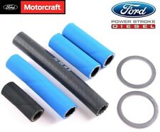 94-97 Ford 7.3 Diesel Powerstroke Fuel Filter Lift Pump Hose Lines Washers OEM