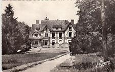 """CHAILLY-EN-BIERE 4987 maison de repos """"les roches"""" timbrée 1957"""