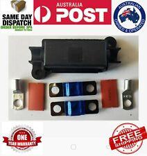 Midi Fuse Kit 1 x ANS Holder + 2 x 100 AMP Fuses Dual Battery Caravan 4x4