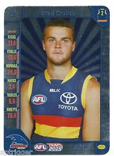 2015 Teamcoach SILVER (51) Brad CROUCH Adelaide