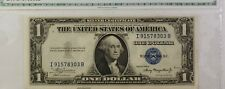 1935 A $1 One Dollar Silver Certificate, in Holder, Very Choice Uncirculated