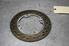 09-12 Honda 600RR Rear Wheel Brake Rotor Disk