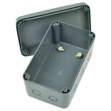 Waterproof Junction Box Cable Connector Enclosure Case Ip66 181x111x100mm Abs