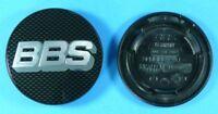 BBS 09.24.282 Felgendeckel carbon/chrom Embleme 70,6mm