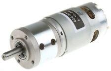 RS Pro, 12 V, 6 â?? 12 V dc, 3000 gcm, Brushed DC Geared Motor, Output Speed 142
