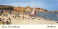 BR57232 Corse ile de Beaute ile rousse 14x7cm    France