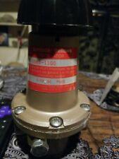 """1/2"""" filter Parker Schrader  03561100 Regulator 5 -50 pSI"""