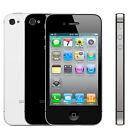 Apple iPhone 4/4S - 8GB - 16GB - 32GB - 64GB - Black/White (UNLOCKED/SIM FREE)