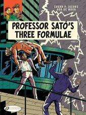 Blake and Mortimer: Blake and Mortimer Vol. 23: Professor Sato's Three Formulae