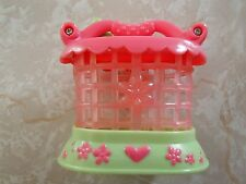 Littlest Pet Shop RARE Bunny Hamster Guinea Pig Rabbit Cage Carrier Lot