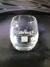 GLENMORANGIE WHISKY GLASS TUMBLER - NEW - FREE UK POSTAGE