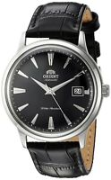 Orient Men's 2nd G Bambino Automatic Stainless Steel & Leather Watch FAC00004B0