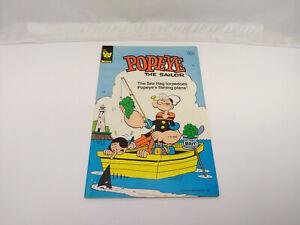Popeye The Sailor #168 (1982) Whitman