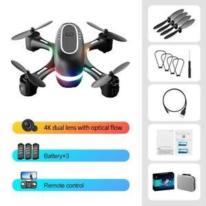 2021 Professional LS MINI 4K UHD Dual Camera Drone WIFI FPV RC Quad copter Sale