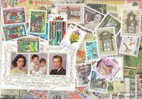 Luxemburg postfrisch 1988 kompletter Jahrgang in sauberer Erhaltung