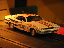 Scx Scalextric - 1970 Challenger Rod Shop slot car