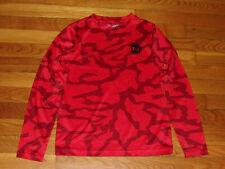 UNDER ARMOUR COMBINE HEATGEAR LONG SLEEVE JERSEY BOYS MEDIUM EXCELLENT