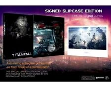 Sealed The Art of Titanfall: Limited Collectors Slipcase Edition 500 Worldwide!!