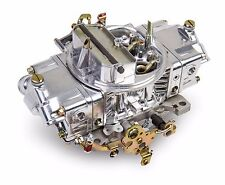 Holley 0-4777SA 650 CFM Aluminum Double Pumper Carburetor