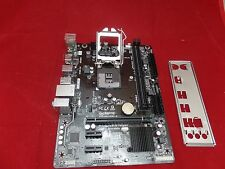 Gigabyte LGA1151 Intel H110 Micro ATX DDR4 Motherboard GA-H110M-A FOR PARTS ONLY