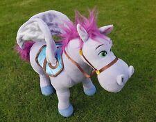 DISNEY Store Exclusive Sofia The First Minimus Pegasus cavallo giocattolo morbido peluche
