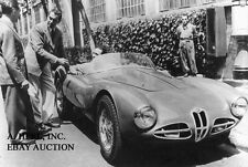 1953 Alfa Romeo 1900 Supersonic Conrero photograph at Factory photo 4