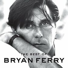 THE BEST OF BRYAN FERRY CD NEW