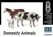 MASTER BOX™ 3566 Domestic Animals in 1:35
