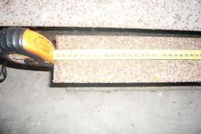 IPE Stahlträger 167cm Lang 19 cm breit 8 cm tief sauber ausgebaut gebraucht