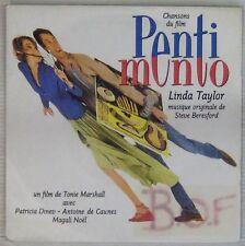 Penti Mento 45 tours De Caunes Noël Dinev 1989