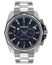 CORUM ADMIRAL'S CUP AC-ONE 45 CHRONOGRAPH TITANIUM AUTOMATIC MEN'S WATCH $9,800