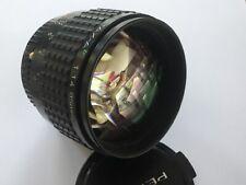 V.rare SMC Pentax - A  ❇️ Star PK mount 85mm f1.4 Prime Lens Fast Prime Lens