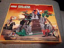 Lego Castle 6076...... Guarida del Dragón/Dragon's los 1993 con instrucciones completas