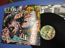LP Daryl Hall & John Oates Live At The Apollo With David Ruffin & Eddie Kendri
