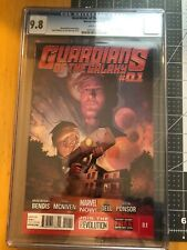 Guardians of the Galaxy 2013 series # .1 CGC 9.8