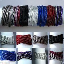 Modeschmuck-Armbänder aus Leder für besondere Anlässe
