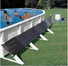 Riscaldatore a pannelli solari Gre per piscine fuori terra aumento temperatura
