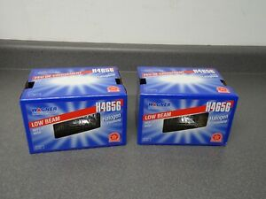 (2) New Wagner Halogen Low Beam Headlight Headlamp H4656