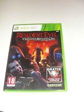 Xbox 360 - Resident Evil Operation Racoon City PAL ESPAÑA