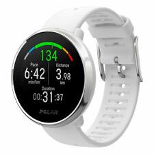 POLAR IGNITE Orologio fitness con GPS e frequenza cardiaca dal polso BIANCO S